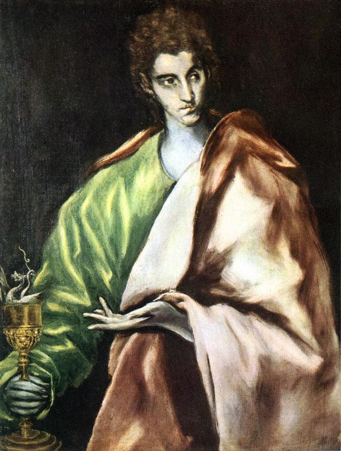 Evangelisten Johannes - Ordets och Ljusets apostel