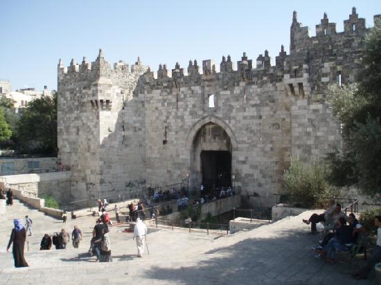 Drömmen om Jerusalem