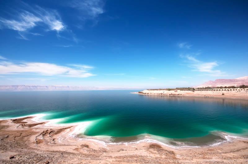 En lovsång från Döda Havet