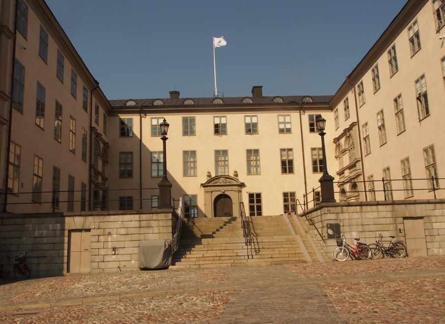 i Årstafruns fotspår- Branden på Riddarholmen år 1802