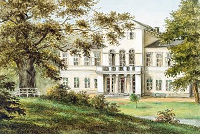 Ett kungligt barndop och en kunglig parad sommaren 1807