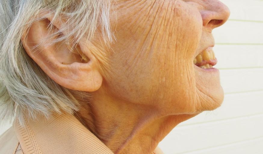 Träning av halsens muskler