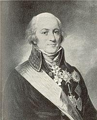 Mars år 1809 med snöyra och politiskt kaos