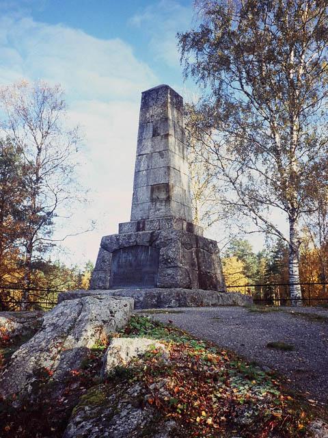 I Årstafruns fotspår - Efter slaget vid Oravais den 14 september 1808