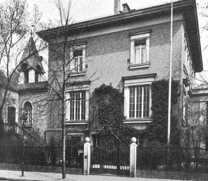 Victoriaförsamlingen och Birger Forell