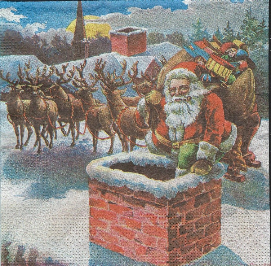 Jul i min förort