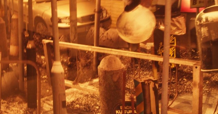 Guds eko i Färgfabriken i Liljeholmen