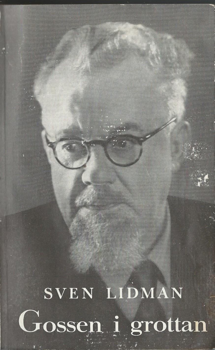 Sven Lidman i Annedalskyrkan