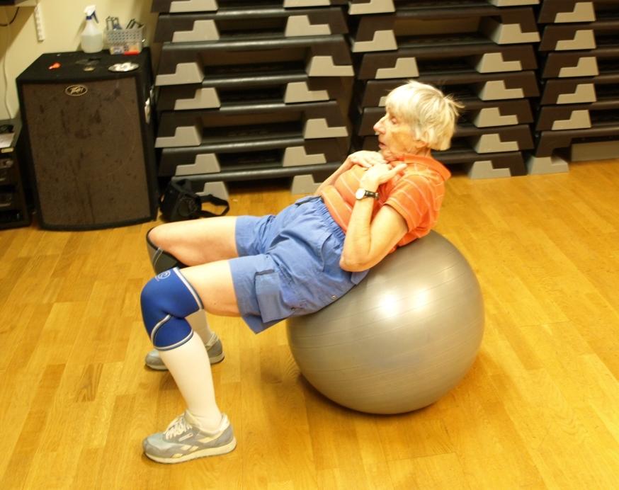 Glöm inte bort magens muskler!