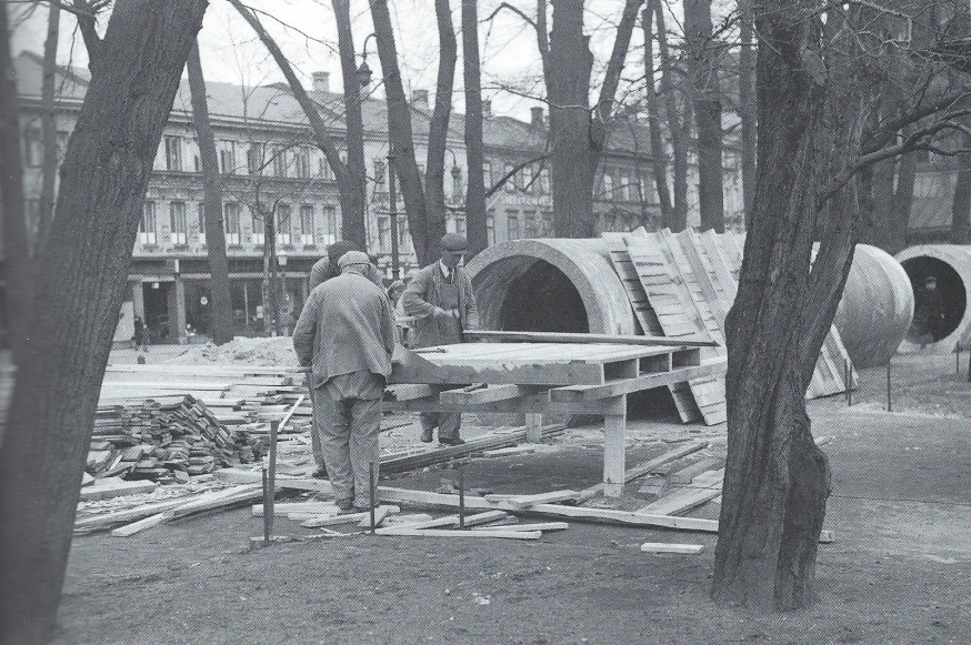 Göteborg måndagen den 15 april 1940