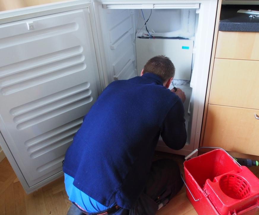 Jag och mitt kylskåp