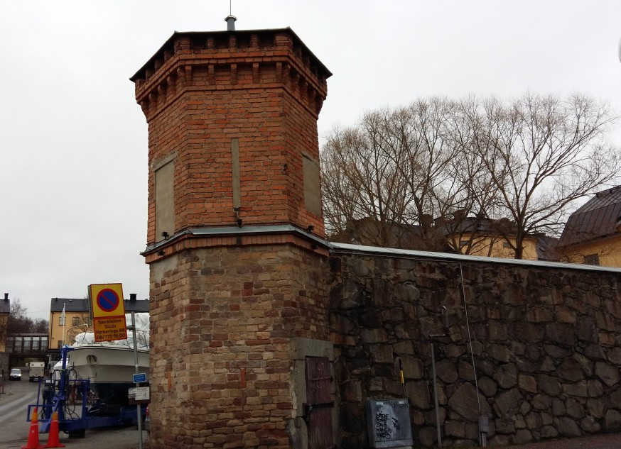 Långholmens fängelse
