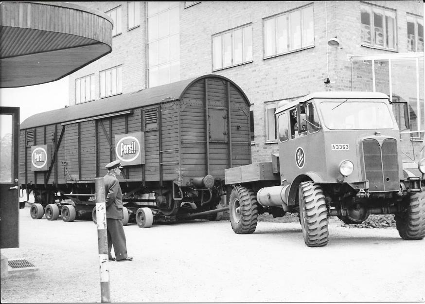 vagnbjarn-1930-tal