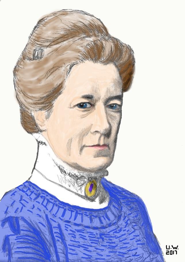 Selma Lagerlöf i färg